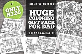 happy father u0027s day coloring page sarah renae clark