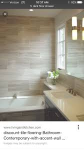 Tile Bathroom Floor Ideas by Top 25 Best 12x24 Tile Ideas On Pinterest Small Bathroom Tiles