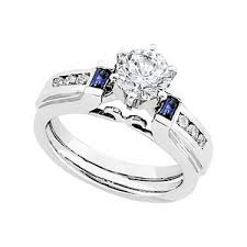 engagement rings with birthstones sapphire rings