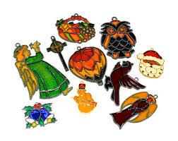 vintage bird ornaments etsy