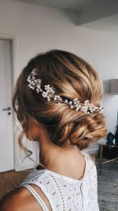 no fuss wedding day hairstyles best 25 hair styles for wedding ideas on pinterest hairstyles