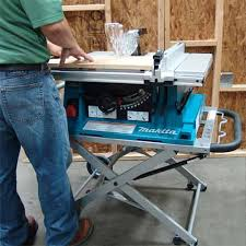 makita portable table saw makita 2705x1 10 inch contractor table saw with stand best power