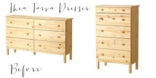 Ikea Tarva Bed Hack A Simple Kind Of Life Tarva Dresser Hack U0026 A Master Bedroom Sneak
