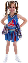 cheerleader halloween costumes girls cheerleader child costume for national football league