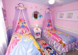 Disney Princess Bedroom Furniture Set by Like The Paint Half Purple Half Pink Separated By Wallpaper Home
