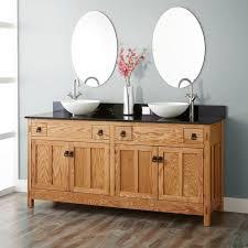 Mission Style Bathroom Vanity by 72