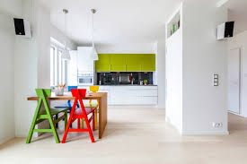 a modern makeover for a small kitchen dig this design