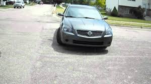 nissan altima front wheel drive 2005 altima front wheel noise youtube