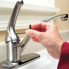 How To Change The Kitchen Faucet Replace Kitchen Faucet Mydts520