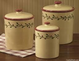 country kitchen canister set thistleberry canisters set cabin fever indoors out