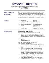 exle of a great resume best floorman resumes resumehelp