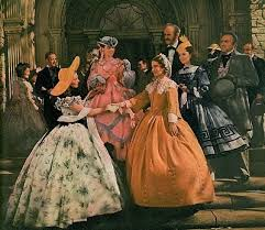 Gone With The Wind Curtain Dress How We Do Run On Doppelganger Dresses Part 8 Carreen U0027s Twelve