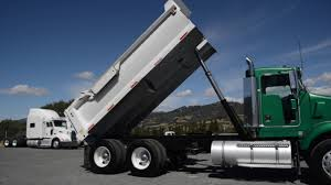 kenworth medium duty trucks 2000 kenworth t800 dump truck charter trucks u10720 youtube