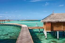 Tiki Hut On Water Vacation Best Overwater Bungalows In The Maldives Islands