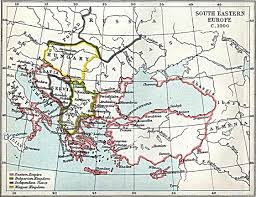 middle east map hungary maps of south east europe perry castañeda map collection ut