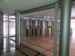 Sparkasse Bad Schandau Glasanlagen Individuelle Ganzglasgestaltung