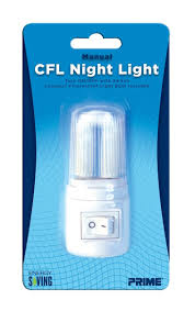 Westek Slc6cbc 4 100w Programmable by Prime Wire U0026 Cable Nlmcf Compact Fluorescent Night Light 1 Pack