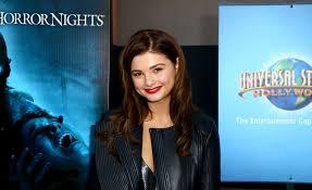 halloween horror nights chance actress scott halloween horror nights opening night in universal city