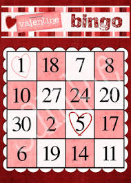 valentines bingo easy ideas and free templates the crafting