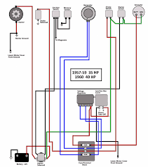 mercury 402 wiring diagram 50 hp mercury outboard wiring diagram