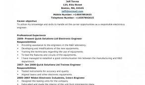 Mba Fresher Resume Sample by Sample Resume For Freshers Engineers Electronics Resume Templates