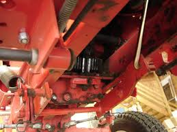 gravely snow cannon lift assist mytractorforum com the