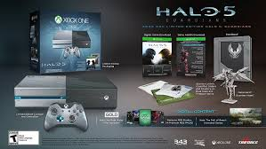 halo 5 guardians limited edition xbox one 1 tb bundle and limited