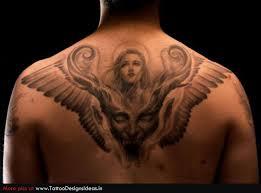 gombal tattoo designs angel devil tattoos designs angel devil