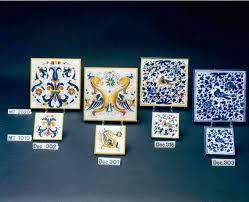 painted tiles for kitchen backsplash f27 tiles backsplash authentic deruta