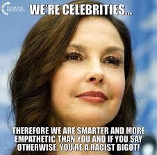 Idiot Meme - brutal meme explains how idiot liberal celebrities think about the