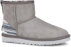 womens black ankle ugg boots ugg s mini serape free shipping free returns