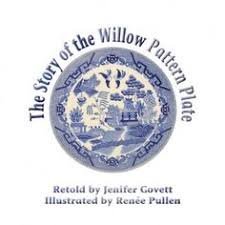image detail for to draw each individual whole willow pattern