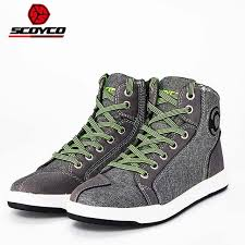 summer motorcycle boots 2017 summer new scoyco motorcycle boots shoes biker equipment