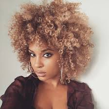 25 afros and blow outs for black hair blondes honey and hair