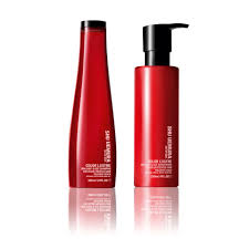 shu uemura art of hair color lustre sulfate free shampoo 300ml