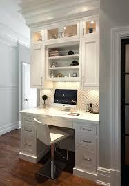 Computer Desk Built In Unique Built In Computer Desk Ideas Interior Designing Best On