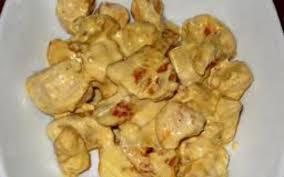 cuisiner escalope de dinde recette escalope de dinde à la moutarde et échalotes économique et