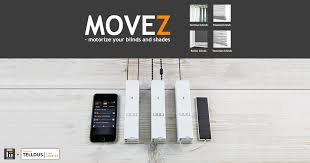 A To Z Blinds Movez Motorize Blinds And Shades Indiegogo