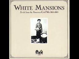 white photo album white mansions album