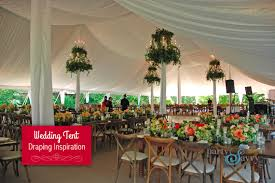 tent draping wedding tent draping inspiration partysavvy rentals