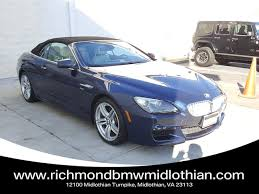 midlothian bmw used cars used 2012 bmw 650i xdrive for sale midlothian va cc619645