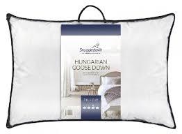 Snuggledown Of Norway Duvet Snuggledown Hungarian Goose Down Pillow Yorkshire Linen