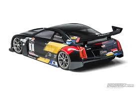 cadillac ats racing protoform cadillac ats v r for 190mm touring car