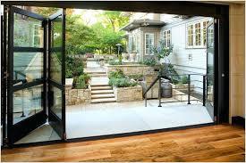 Accordion Doors Patio Exterior Accordion Doors Exterior Accordion Door Home Design Idea