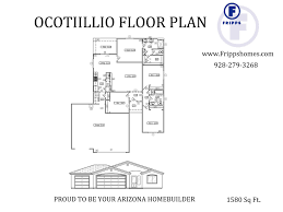 floor plans fripps homes