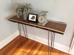 Wood Entry Table Console Tables Interior Ideas Furniture Living Room Small Entry