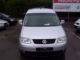 volkswagen caddy 2005 volkswagen caddy 1 9 l vienatūris 2005 m a6060153