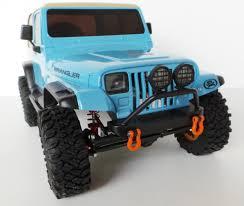 jeep blue scale truck kit 2016 mex jeep yj offroad blue classic k44