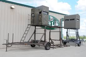 Blind Chance Trailer Deer Blind Ebay