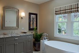 Neutral Color Bathrooms - neutral interior paint colors bathroom traditional with soaking